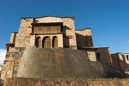 Qorkancha Museum Cuzco/Peru