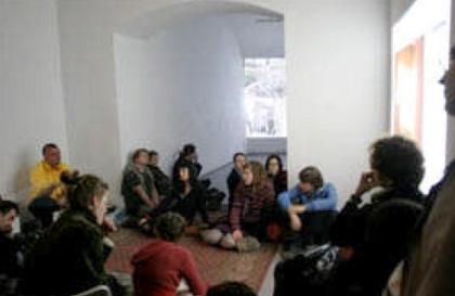 Crosstalk Videoart festival Budapest